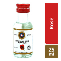 Star Brand Artificial Food Flavouring - Rose