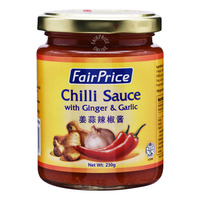 FairPrice Chili Sauce - Ginger and Garlic