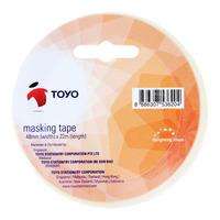 Toyo Tape - Masking (48mm x 22m)