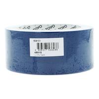 Toyo Cloth Tape - Blue (48mm x 15m)