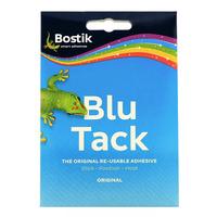 Bostik Blu Tack Re-usable Adhesive - Original