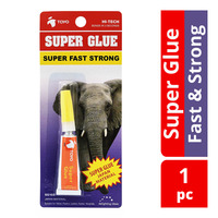 Toyo Super Glue - Fast & Strong