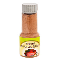 Crab Brand Ground Spices - Assorted