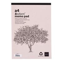 Besform Memo Pad - A4