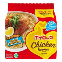 Myojo Instant Noodles - Chicken Tanmen