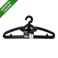 Algo Plastic Hanger - Black