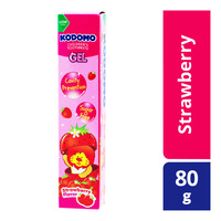 Kodomo Children ToothGel  - Strawberry 40G