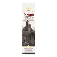 Dewar's Blended Scotch Whisky - White Label