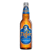 Tiger Bottle Beer - Lager