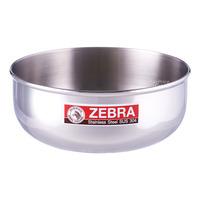 Zebra Stainless Bowl - 12cm