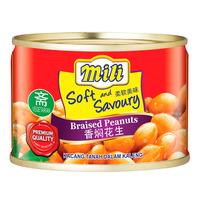 Mili Braised Peanuts 170G