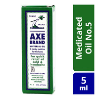 Axe Brand Medicated Oil No.5