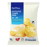 FairPrice Potato Chips - Original