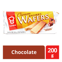 Garden Cream Wafers - Chocolate