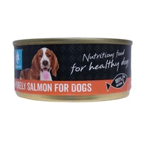 Purely Fish 100% Minced Salmon for Dogs