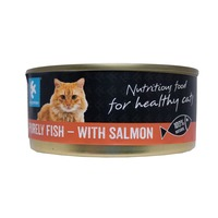 Purely Fish 100% Minced Salmon & Whitefish for Cats