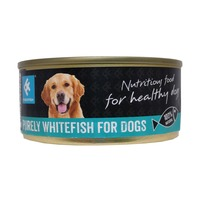 Purely Fish 100% Minced Whitefish for Dogs