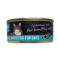 Purely Fish 100% Minced Whitefish for Cats
