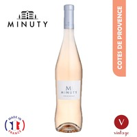M De Minuty 2017 - Cotes De Provence - Rose Wine