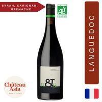 Hecht & Bannier - Languedoc - Sirah - Organic Red Wine