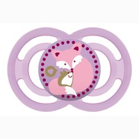 MAM Perfect Baby Pacifier (6+ Months) - Purple