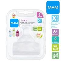 MAM Silk Teat - Size X