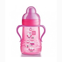 MAM Trainer Bottle - Pink