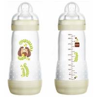 MAM Easy Start Anti Colic Bottle Double Pack- Ivory