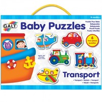 GALT Baby Puzzle - Transport