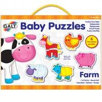 GALT Baby Puzzle - Farm