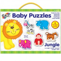 GALT Baby Puzzle - Jungle