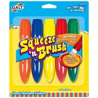 GALT Squeeze n Brush 5 Classic Colours