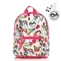 Zip n Zoe Mini Backpack - Unicorn