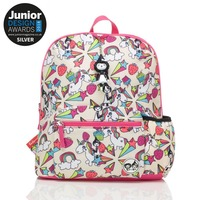 Zip n Zoe Midi Backpack - Unicorn