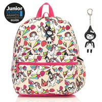Zip n Zoe Junior Backpack - Unicorn
