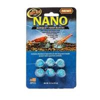 Zoo Med Nano Banquet Food Block