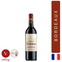Chateau Simard - Saint Emilion Grand Cru - Bordeaux Red Wine