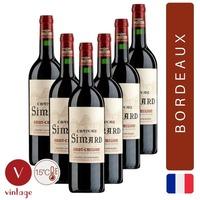 Chateau Simard - Saint Emilion Grand Cru - Bordeaux Red