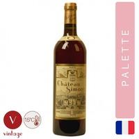Chateau Simone - AOC Palette - Provence Rose Wine
