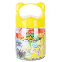Deli Play Dough 24 Colours ED75286