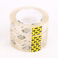 Deli Clear Tape 12mmx25Mx1 E30935 Pack of 3