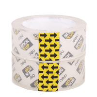 Deli Clear Tape 18mmx25Mx1 E30936 Pack of 2