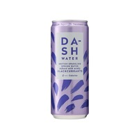 Dash Water Blackcurrant Infused Sparkling Water