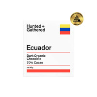 Hunted + Gathered 70% Ecuador Chocolate Bar