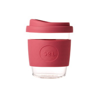 SoL Cups 8oz Radiant Rose