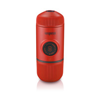Nanopresso Red Patrol Portable Espresso Maker