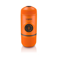 Nanopresso Orange Patrol Portable Espresso Maker