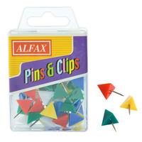 ALFAX PC387 Triangle Pin 50's