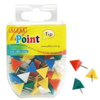 ALFAX PT606 Triangle Pin 50's