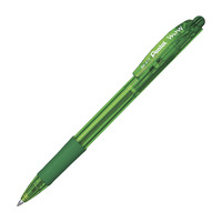 PENTEL BK417D Retractable Ball Pen 0.7mm Green